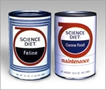 Science Diet canned formula