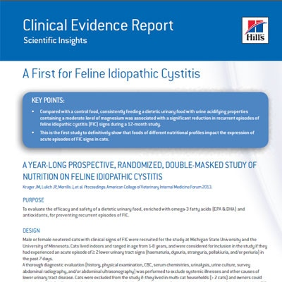 Clinical study on FIC